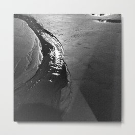 River of Tides Metal Print