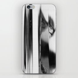 blurred cat  iPhone Skin