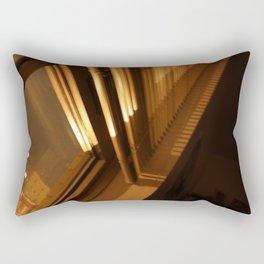 2 o'clock Rectangular Pillow