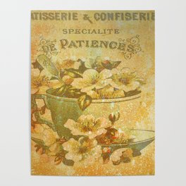 Cup Of Sweetness Poster