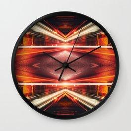 Street Night Light XTFORCE-TB Wall Clock