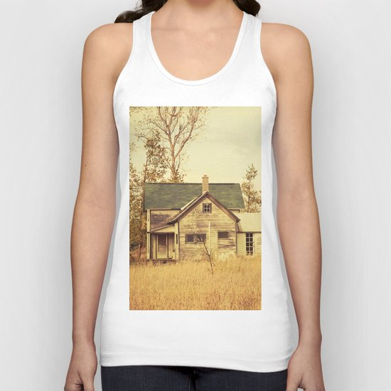 Lonely World Unisex Tank Top