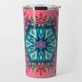 Exotic Flower 02 Travel Mug
