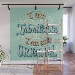 I am an original Wall Mural