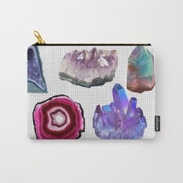 Crystal studies (colour) Carry-All Pouch