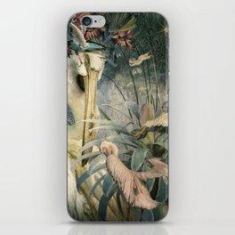 The Loving Pelican iPhone Skin