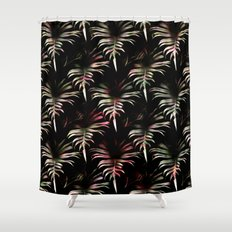 Tropicalia - Leaves Pattern Shower Curtain