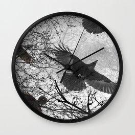 Krummi Wall Clock