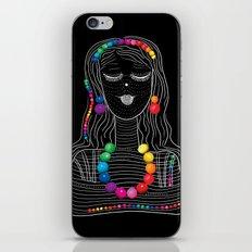 Girl-candy iPhone & iPod Skin