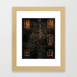 Fairy Records Framed Art Print