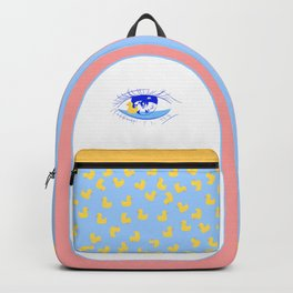 Sun's in my Eyes Backpack