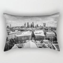 The City of London Rectangular Pillow