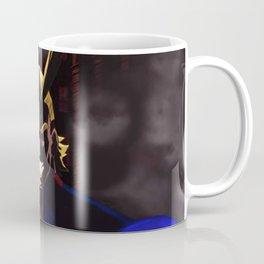 All might v6 Coffee Mug