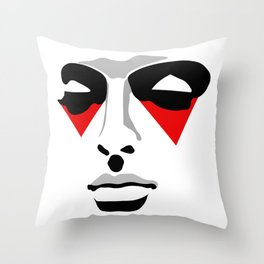 FAKED LOVE Throw Pillow