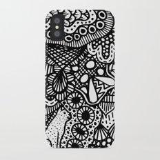 Doodle 13 iPhone X Slim Case