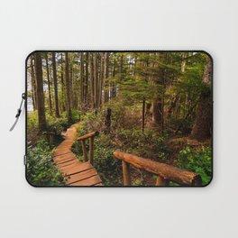 Cape Flattery Trail Laptop Sleeve