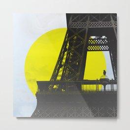 GLORY (Eiffel Tower) Metal Print