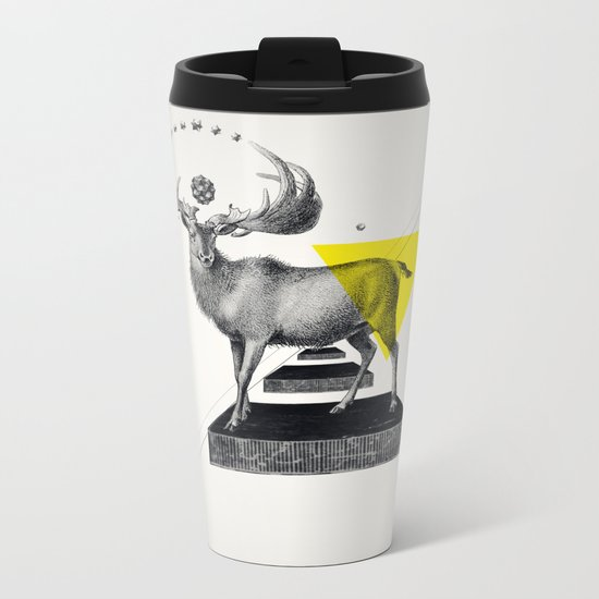Archetypes Series: Dignity Metal Travel Mug