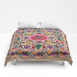 Elegant Flower Comforters