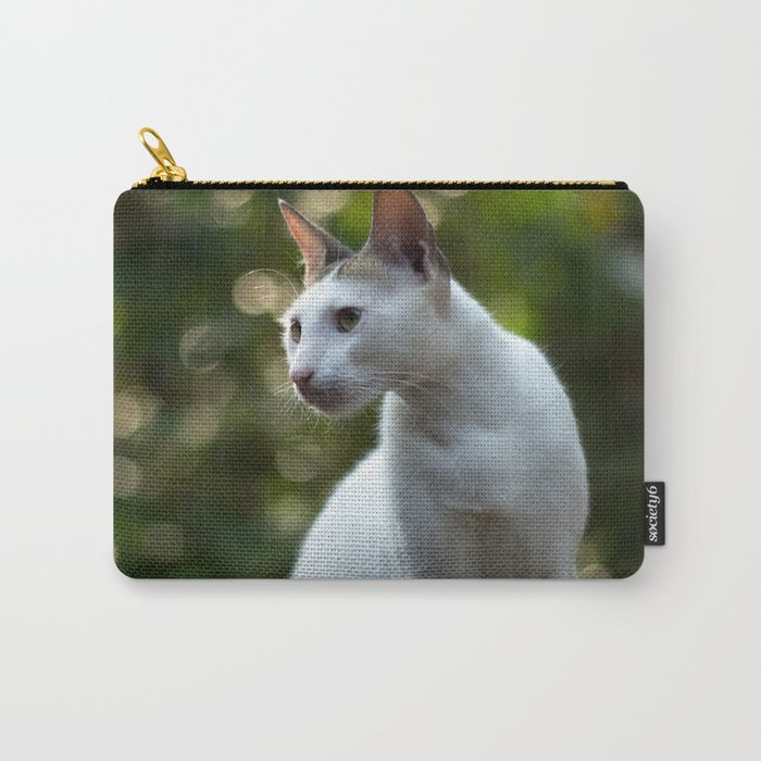 cat pose Carry-All Pouch
