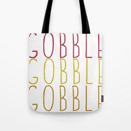 Gobble Tote Bag