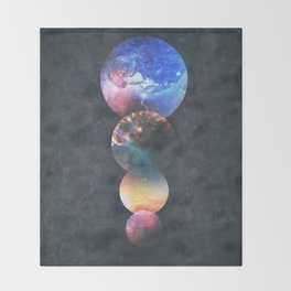 Echoes Throw Blanket