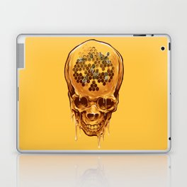 skull of honey Laptop & iPad Skin
