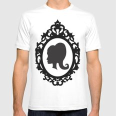 Sophie White Mens Fitted Tee MEDIUM