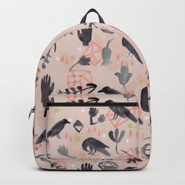 Mystic Crow Backpack