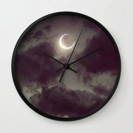 Nocturne II Wall Clock