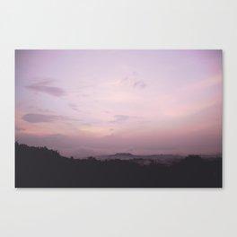 AROUND THE WORLD // SETUMBU HILL II Canvas Print