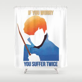 Newt Shower Curtain