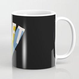Letters : Daft II Coffee Mug