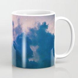 Blue Fluff Party Coffee Mug
