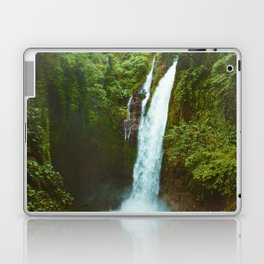The Valley's Waterfall (Color) Laptop & iPad Skin