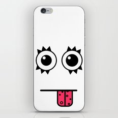buhhh! iPhone & iPod Skin
