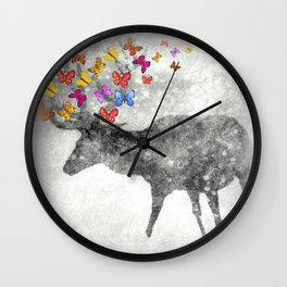 Seasons Wall Clock