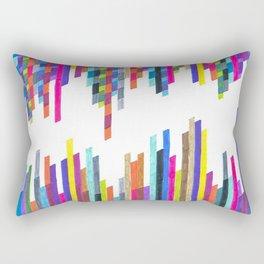 Crazy Lines F Rectangular Pillow