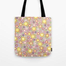 Camp Floral Tote Bag