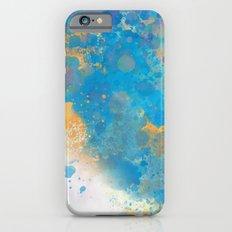 Blue Invasion  iPhone 6s Slim Case