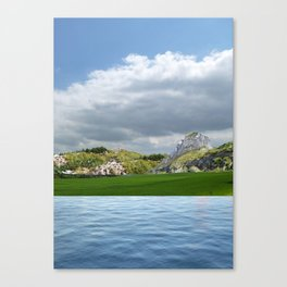 atmosphere 71 Canvas Print
