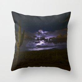 Light Up the Night Throw Pillow