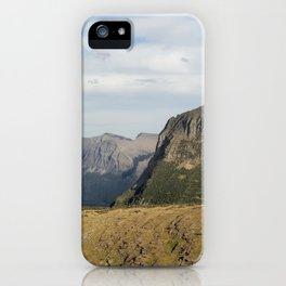 From Logan Pass iPhone Case