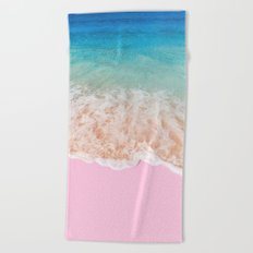 PINK SAND Beach Towel
