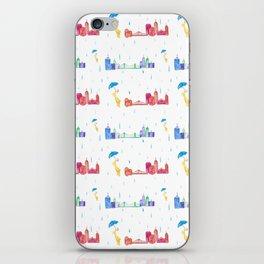 Rainy City iPhone Skin