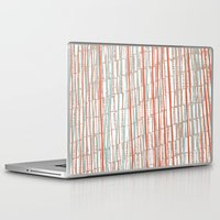 tape Laptop & iPad Skins featuring tape by  Ray Athi