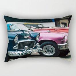 Vintage American Rectangular Pillow