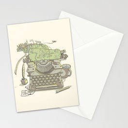 A Certain Type of City Stationery Cards