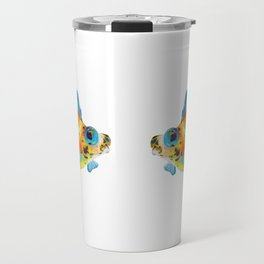 Goldie Travel Mug