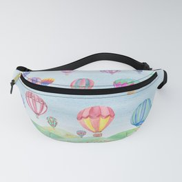Hot Air Ballon Festival Fanny Pack
